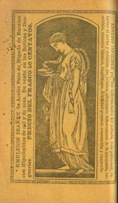Emulsión para las vías respiratorias. Noveno almanaque de efemérides del Estado de Puebla, para el año de 1900 / por José de Mendizábal. (R) 529.4 MIS.2. Calendarios Mexicanos del Siglo XIX. Fondo Antiguo. Biblioteca del Instituto Mora, México. Emulsion for the respiratory tract. Ninth almanac of ephemeris of the State of Puebla, for the year 1900 / by José de Mendizábal. (R) 529.4 MIS.2. Collection of Mexican Calendars of the 19th Century. Old Background. Library of the Mora Institute…