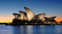 Sydney Opera House, Eiffel Tower, Great Wall of China ranked as 'tourist traps' on new list A new ranking of 99 of the world's most ico. Australia Tourism, Sydney Australia, Australia Visa, South Wales, Sydney Opera, Lotte World, Tourist Trap, Great Wall Of China, New York