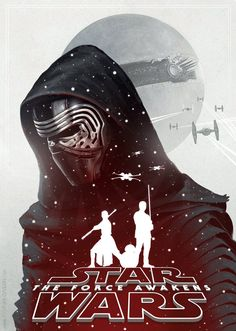 Star Wars: The Force Awakens by Kevin McGivern