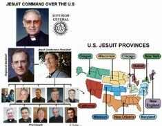 Jesuit foot soldiers of the NWO. The Society of Jesus,aka Jesuits, with their Sun Worship logo, operate in the highest echelons of the Jesuit Illuminati.  It is the Jesuit leadership that controls the Knights of Malta, Knights Templar, Knights of Columbus in the USA, and works closely with another secret order of the Roman Church, Opus Dei, HE founded the Jesuit Order.  From there it expanded its influence until it reached its present status as one of the most powerful secret societies on…