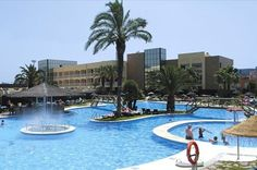 Evenia Olympic Palace-LLORET DE MAR-SPANJE