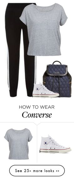 """Angel with Niall"" by fanny483 on Polyvore featuring moda, Fendi, Vera Bradley y Converse"