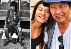 A fotógrafaDiana Kim, natural da ilha de Maui, sempre conviveu com uma lacuna em sua vida: a ausência de seu pai. Desde que os pais haviam se separado, ela havia perdido o contato com ele e seus destinos nunca mais haviam se cruzado novamente. Até que um projeto fotográfico mudou a vida dos dois. A mudança começou lá em 2003, quando Diana teve a ideia deum projeto de fotografia de longo prazo retratando pessoas sem-teto. Foi apenas nove anos depois, em 2012, que ela descobriu o seu pai em…