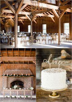 Wedding at the Boone Hall Plantation Cotton Dock in Charleston.