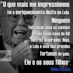Lula diz que Deus sabe que ele nunca praticou corrupção Leia mais: http://www.gazetasocial.com/2015/10/lula-diz-que-deus-sabe-que-ele-nunca.html  Curta nossa página: Folha Política face 2016.03.25