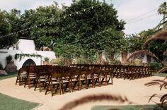 Tropical Boho Wedding