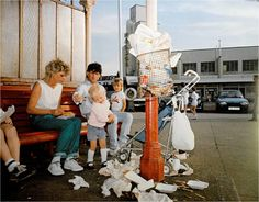 View NEW BRIGHTON, FROM 'THE LAST RESORT' By Martin Parr; Appendices xxiii Figure 23 - New Brighton, Merseyside (Parr, Parr employs his wit and perspective of life to record and critique humorous aspects of the human condition