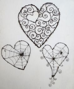 Here is a prickly heart that will stand the test of time. I will be happy to make you a Spirillian Heart very similar to this one!   This heart