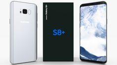 3D Samsung Galaxy S8 - 3D Model