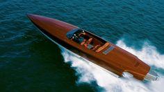 Van Dam Boats, made in Boyne, Michigan
