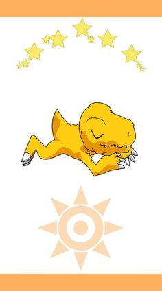 Agumon. Coragem. Digimon Adventure Tri.
