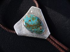 Bolo - Native american mexican jewellery - Made it from Kokopelli Guadarrama :-)