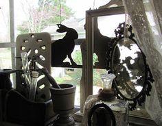 The Tin Rabbit: White Wednesday~Kitchen Whites