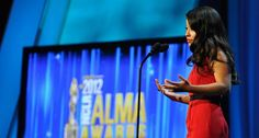 Latinos describe themselves in one word - ALMA awards - adjectivos!!
