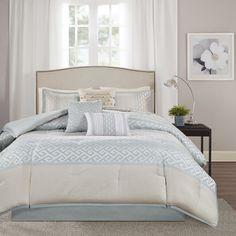 House of Hampton Wilde 7 Piece Comforter Set & Reviews   Wayfair.ca