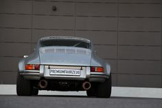 Oldtimer verkopen en kopen – youngtimersPorsche 911 S/T Recreation - thecoolcars.nl