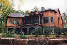 Omgosh this is our house we built (ours is brick & stone) in Smithton.  I can't believe I found it on PINTREST!