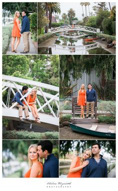 Venice canals engagement session by Chelsea Elizabeth Photography… Beach Engagement Photos, Engagement Photo Outfits, Engagement Session, Engagement Ideas, Wedding Photos, Family Photo Colors, Family Photo Outfits, Family Pictures, Couple Photography