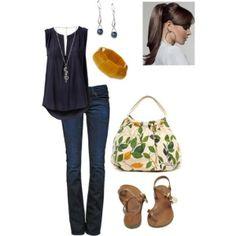 Outfit by Karolyn Guzmán