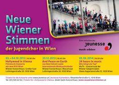 Flyer 2013 Konzerte