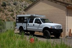 A very nice built FWC on Ford super duty. - Expedition Portal