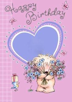 ♥ Happy Birthday ♥                                                                                                                                                                                 More