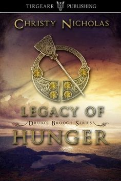 http://bookbarbarian.com/legacy-of-hunger-by-christy-nicholas-2/ - Ireland is no promised land in 1846. It is wracked by a crippling potato blight, and people are dying. But Valentia McDowell doesn't know that.  From her father's prosperous farm in Ohio, young Valentia is haunted by tales of an abandoned family and a lost heirloom. She travels to her grandmother's homeland with her brother, Conor, and two servants, to find both. Her delight in the exciting journey on