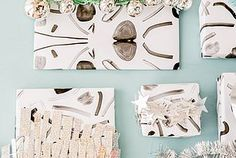 Last Minute Holiday DIY to Try: 4 Unique DIY Gift Topper Ideas