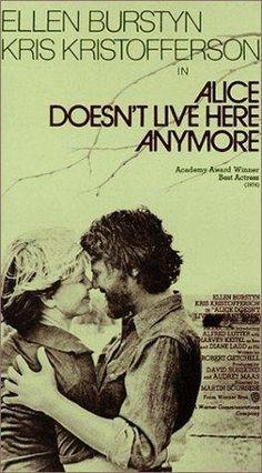 """""""Alice Doesn't Live Here Anymore"""" (1974) Ellen Burstyn, Kris Kristopherson"""