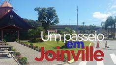 Joinville  Quase de Graça - Mirante de Joinville no Morro da Boa Vista