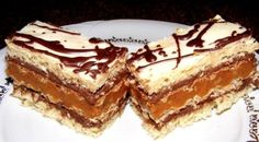 Se bate i se pune la cuptor. Sweets Recipes, Just Desserts, My Recipes, Cake Recipes, Cooking Recipes, Favorite Recipes, Romanian Desserts, Romanian Food, Low Calorie Cake