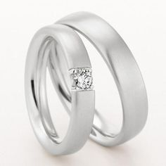 Browse wedding bands, engagement rings and wedding rings Platinum Wedding Rings, Diamond Wedding Rings, Wedding Ring Bands, Matching Wedding Rings, Custom Wedding Rings, Matching Couples, Couple Ring Design, Couple Rings, Halo Engagement Rings