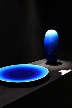 Japanese ceramics at TEFAF Maastricht 2014 /// More on Interiorator.com