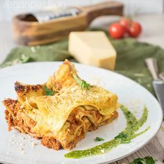 Oh ja Lasagne! - Veganpassion
