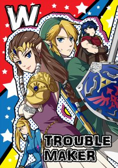 art by: クダケル... Princess Zelda