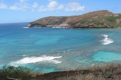Hanauma Bay before the crowds photo by Michele Nelson