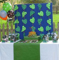 Sheek Shindigs: A Reptile and Amphibian Birthday Celebration