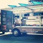Barcelona OnTheGo Food Truck on campus everyday! by @grumpyjunglist