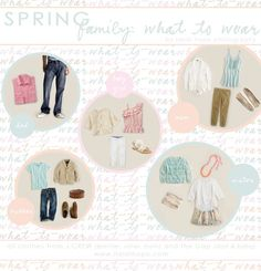 {What to Wear: Spring 2014} | Lily Photography by Elizabeth Chandler | Twin Falls, Idaho