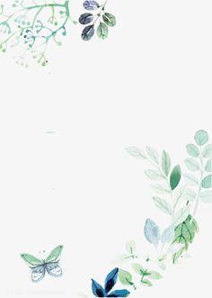 Flores Wallpaper, Pastel Wallpaper, Phone Screen Wallpaper, Iphone Wallpaper, Flower Backgrounds, Wallpaper Backgrounds, Watercolor Flowers, Watercolor Art, Borders And Frames