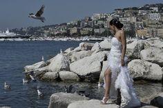 #Naples #bride #weddingItaly