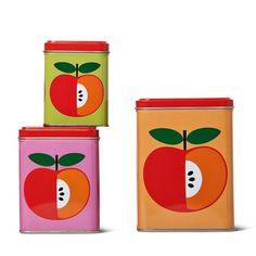 Can storage - http://jp.flyingtiger.com/home/kitchen/tin_box_round_wappleprint_3as_1601153.html