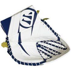 Warrior Ritual Custom Pro Goalie Catch Glove @ http://goalie.totalhockey.com/product/Ritual_Custom_Pro_Goalie_Catch_Glove/itm/8615-41/?mtx_id=0 $499.99