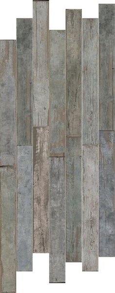 Skandi Blue Blend Planks In Situ