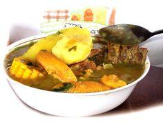 Traditional Colombian Food | Colombian Food | Antioquian Sancocho | MedellinVida
