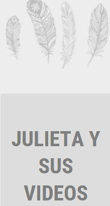 julieta y sus videos – belleza . cocina. estilo de vida