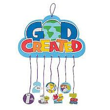 Image result for story of creation crafts kids Jesus Crafts, Bible Story Crafts, Bible Crafts For Kids, Preschool Bible, Kids Bible, Craft Kids, Bible Stories, Church Activities, Bible Activities