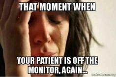 Nurse humor.....any labor and delivery nurse has felt this pain!