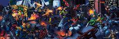 Transformers VS Power Rangers/Super Sentai