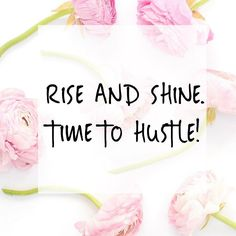 Good morning! May your day exceed all expectations! Tell me something you hope to get done today! #likeaboss #riseandthrive #hustleandflow